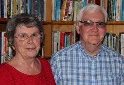 Pat & Clive